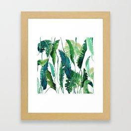 camuflage Framed Art Print