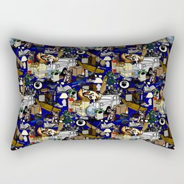 Stuff Tile 1 Rectangular Pillow
