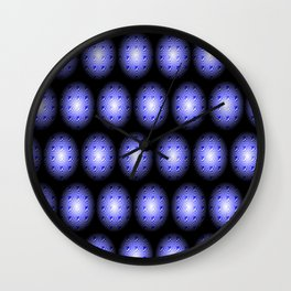 Marble Madness..... Wall Clock