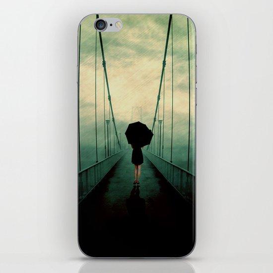 Walk away iPhone & iPod Skin