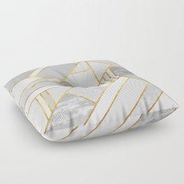 Gold City Floor Pillow