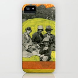 The Hope Bubble iPhone Case