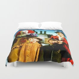 PENNYWISE IN MARY POPPINS Duvet Cover