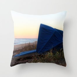 Join me for the Sunrise Throw Pillow
