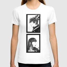Royal Diptych T-shirt