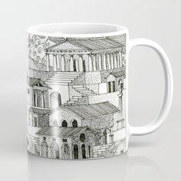 Architectural fantasy_2 Coffee Mug