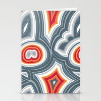 agate Stationery Cards featuring Agate by Alex Morgan