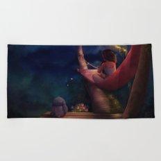 Ohana Beach Towel