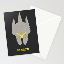 Earthshatter Stationery Cards