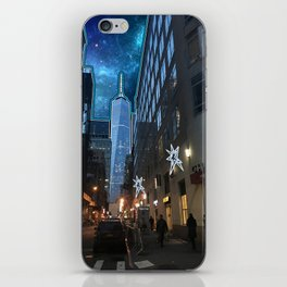 Twilight District iPhone Skin