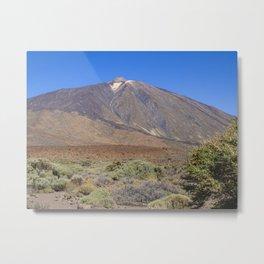 Teide National Park, Tenerife Metal Print