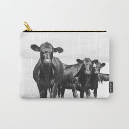 Cattle Country Photograph Carry-All Pouch