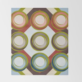 Donuts Throw Blanket