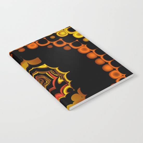TGS Fractal Abstract 3 Notebook