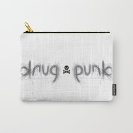 DRUG PUNK ambigram Carry-All Pouch