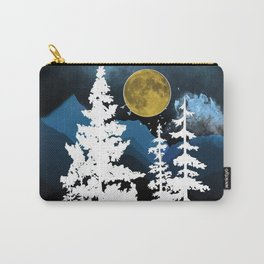 Full Moon Rising II Carry-All Pouch