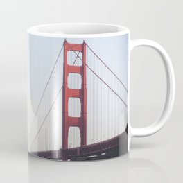 Golden Gate at dusk Coffee Mug