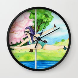 September 2017 Wall Clock