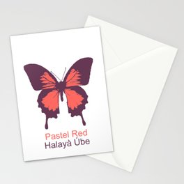 Ulysses Butterfly 3 Stationery Cards