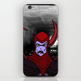 venger: master of demons iPhone Skin