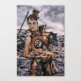 Steampunk 1 Canvas Print