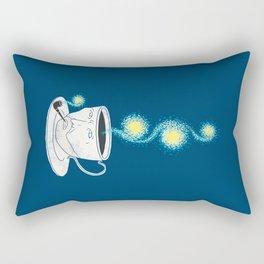 Starry starry coffee Rectangular Pillow