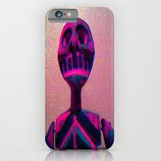 RED SKELETON Slim Case iPhone 6s