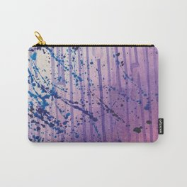 Abstract Splatters II Carry-All Pouch