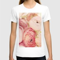 blush T-shirts featuring Blush by Kim Fearheiley Photography