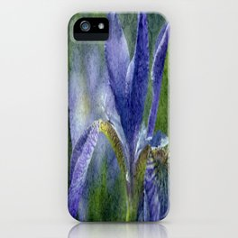 Flowers view iPhone Case