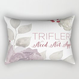 MFM: Triflers Need Not Apply Rectangular Pillow