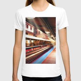 Quincy Stop T-shirt