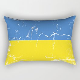 Ukraine flag Rectangular Pillow