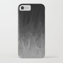 Everything Fades to Black iPhone Case