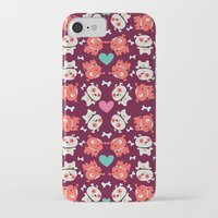 puppies iPhone & iPod Cases featuring Puppies by Maria Jose Da Luz