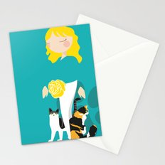 Endo Paw Pals - Commissioned Work Stationery Cards