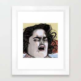 Donna Hayward Framed Art Print