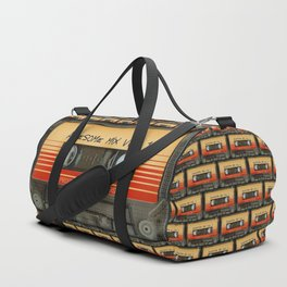 Awesome Guardian Cassette Vol 1 Duffle Bag