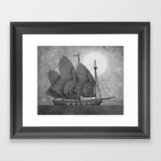Night Odyssey  Framed Art Print