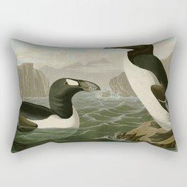341 Great Auk Rectangular Pillow