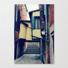 Unusual Venice #3  Canvas Print