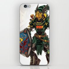 Reforged iPhone & iPod Skin