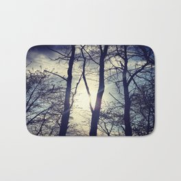 Your light will shine in the darkness Bath Mat