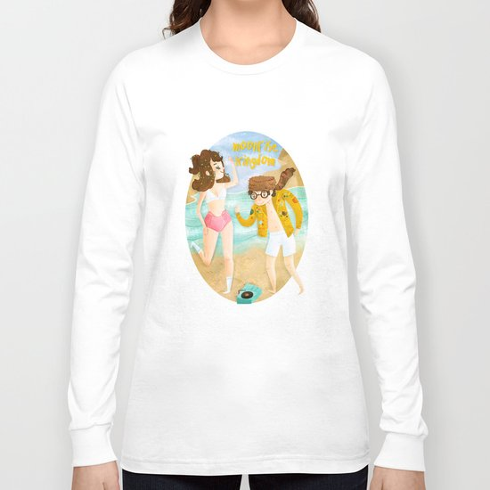 Moonrise Kingdom Long Sleeve T-shirt