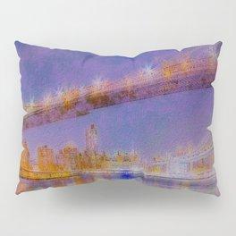 CITY INLET Pillow Sham