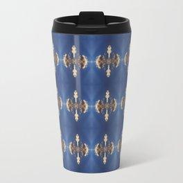 BlueDiamonds Travel Mug