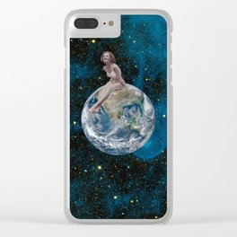 From Dusk Till Dawn Clear iPhone Case