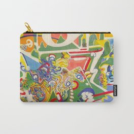 Who Does Your Love Serve? Carry-All Pouch
