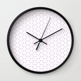 Kinda Pink Wall Clock