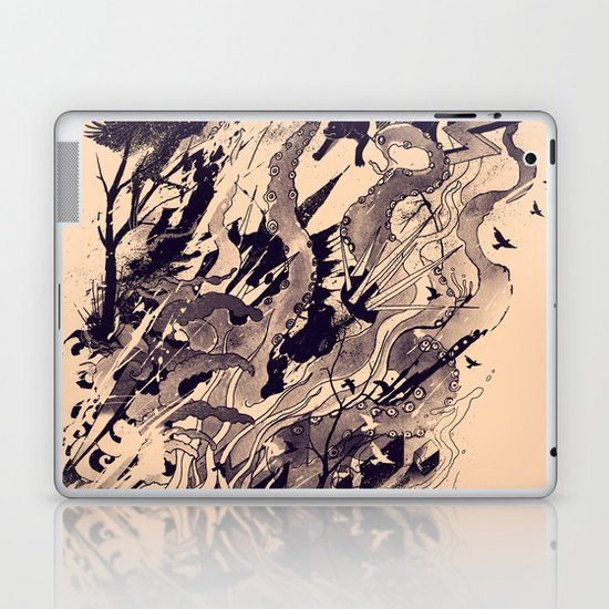 Chaos Laptop & iPad Skin